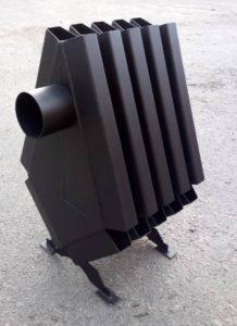 булерьян конвекційний, піч повітряна, воздушное отопление, обогрев воздухом